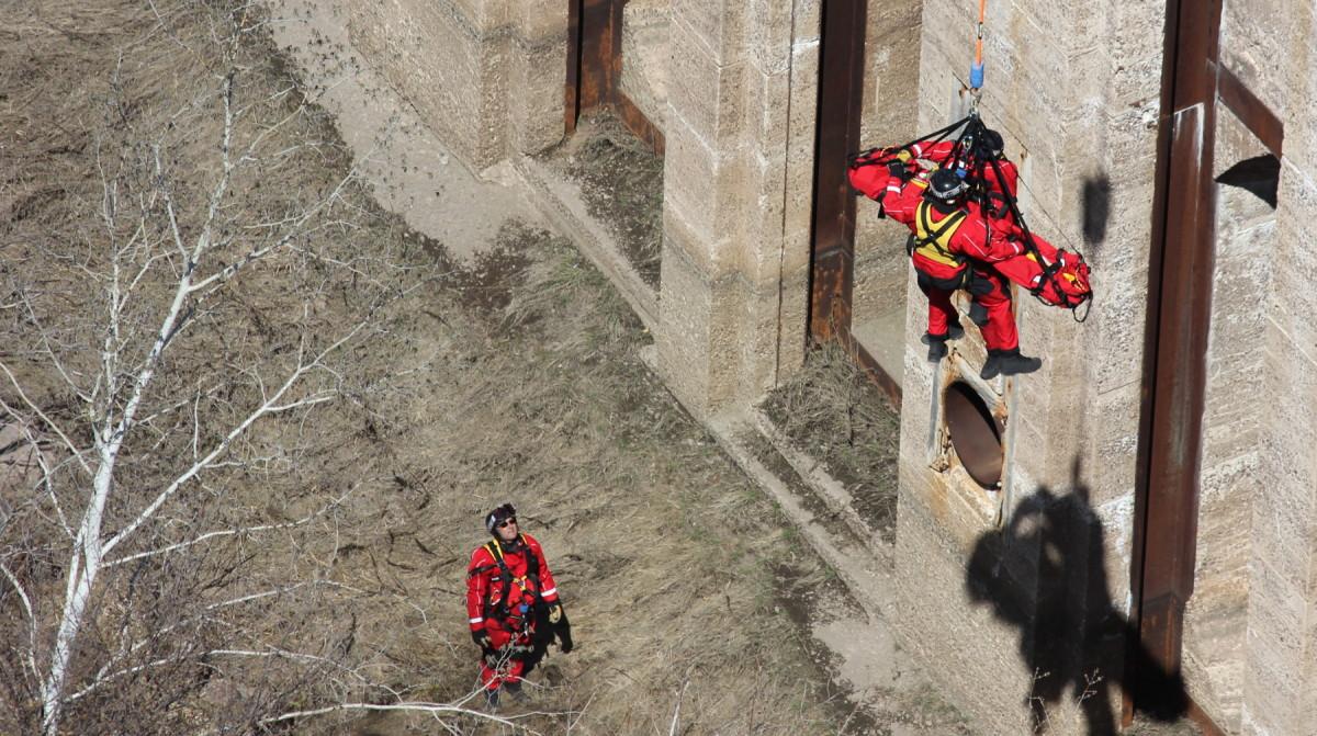 Human External Cargo Rescue