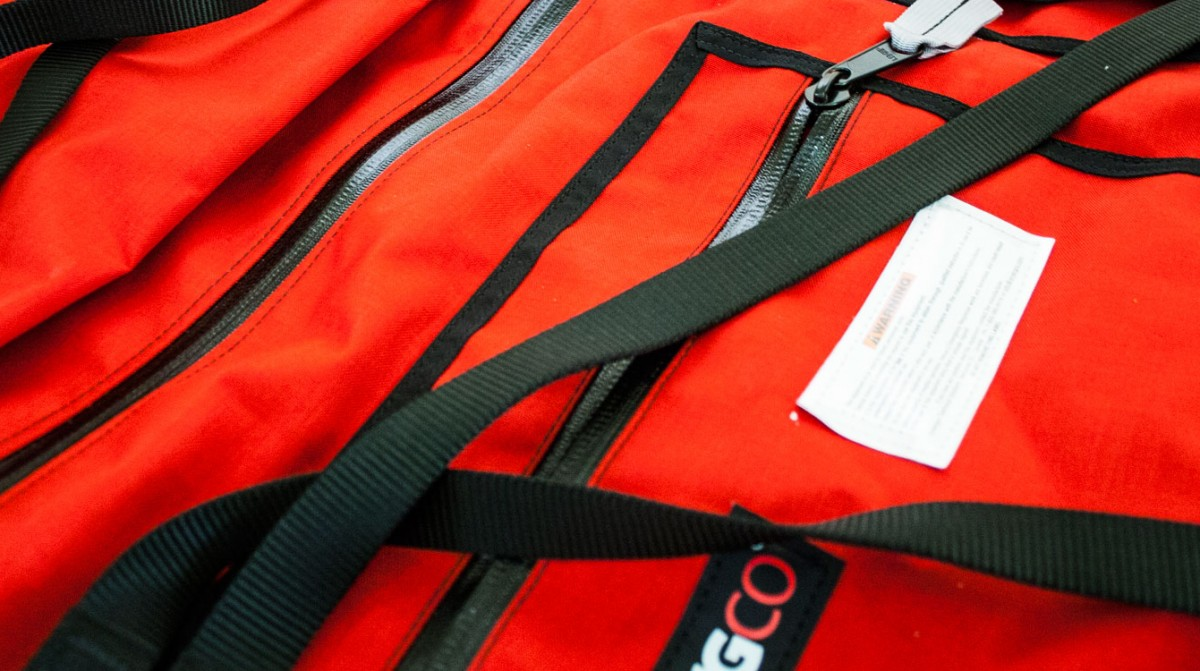 Aerial Rescue Platform Detail